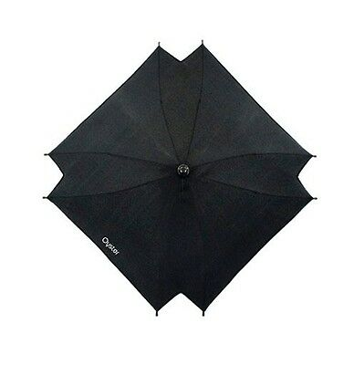 Babystyle Oyster Pushchair Black Parasol for Oyster and Oyster Max