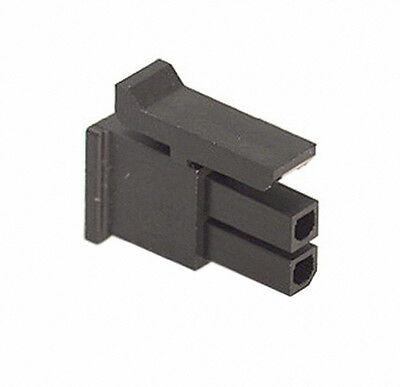 Housing Connector Micro Fit Male 2 Way - Molex 43025-0200 - Price For 3 Pieces