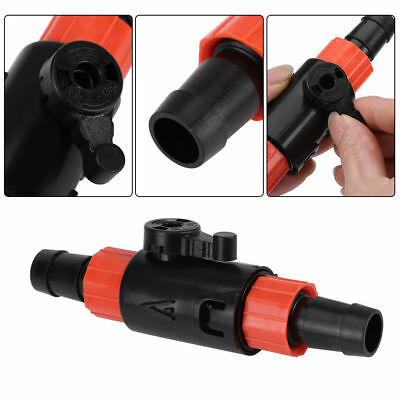 Aquarium Fish Tank Throttle Valve Water Hose Flow Control Switch 12/16MM 16/22MM