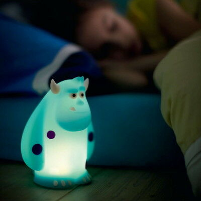 Tragbarer Disney Lichtfreund Sulley als SoftPal, inkl. USB-Ladestation