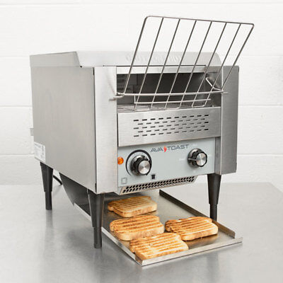 "Commercial Restaurant Kitchen Conveyor Toaster with 3"" Opening - 120 Volt"