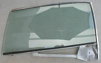 Thunderbird Front Window Glass Frame Driver Door Left 1961-1963 61-63 Ford 5