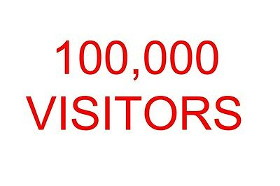 100,000 Keyword Targeted Google Organic Visitors to your Website