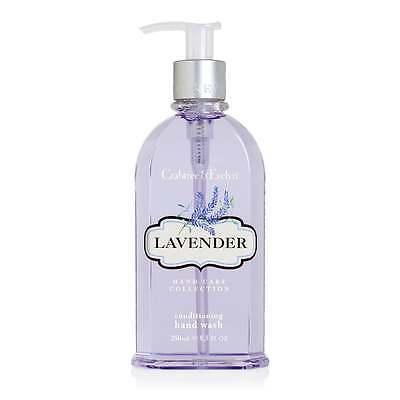 NEW Crabtree & Evelyn Lavender Conditioning Hand Wash 250ml