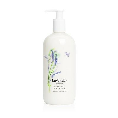 NEW Crabtree & Evelyn Lavender Body Lotion 500ml