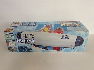 "Leitz YOU2 Cool Seal Laminator ""New in Box"""