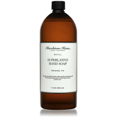 NEW Murchison-Hume Original Fig Superlative Hand Soap Refill