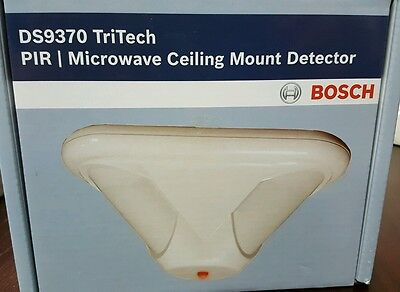NRW Bosch DS-9370 TriTech Microwave Motion Detector Ceiling 360 Free Shipping.