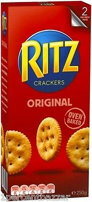 Ritz Crackers Original 20 boxes x 250g