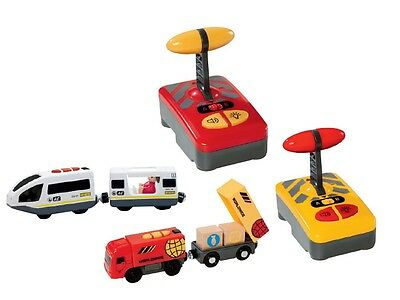 PLAYTIVE JUNIOR Remote Control Train or Truck light and sound effects