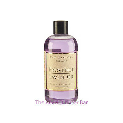 Wax Lyrical PROVENCE LAVENDER Reed Diffuser Refill 250ml