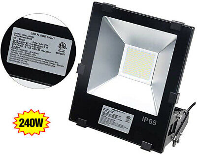 Sport Venues LED Flood Light 240W replace 1000W Outdoor LED Stadium Lights 6000K