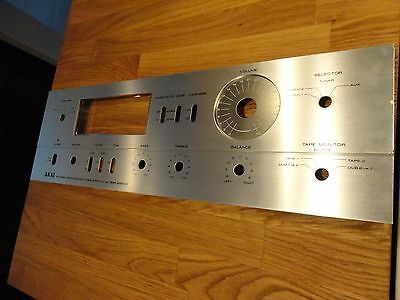 Vintage Akai  Stereo Integrated Dc Amplifier Model Am-2650 Faceplate Near Mint