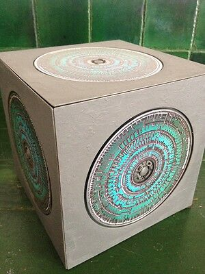 Dr Who Pandorica Cube CD collection 6 Audio CDs 3 stories