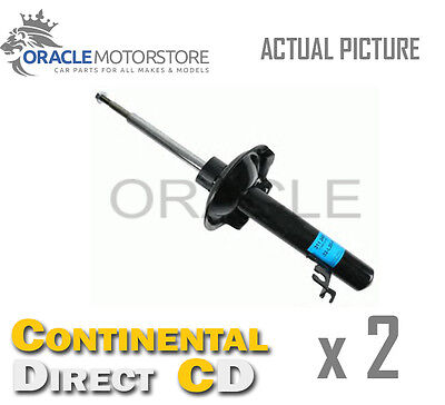 2 x CONTINENTAL DIRECT FRONT SHOCK ABSORBERS STRUTS SHOCKERS OE QUALITY GS3191FL