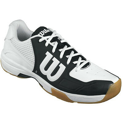 WILSON RECON INDOOR COURT TRAINERS  rrp £59.99 - FREE POSTAGE - BNIB