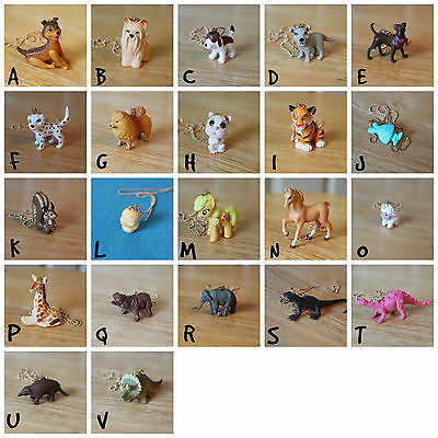 handmade eco-friendly plastic toy animal necklaces,Girls Accessory Necklace,girl
