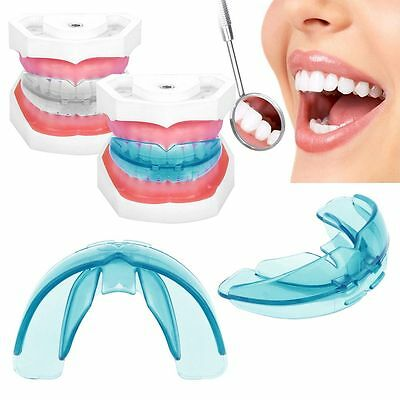 Tooth Orthodontic Appliance Trainer Alignment Braces Mouthpieces Adult Child AU