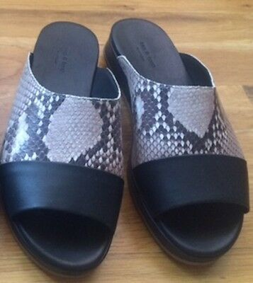 52c72c9bc7 RAG AND BONE sandals new in box black leather - $100.00 | PicClick