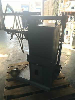 Spot Welder 30 KVA Norman Engineering 415V Sheet metal Norman