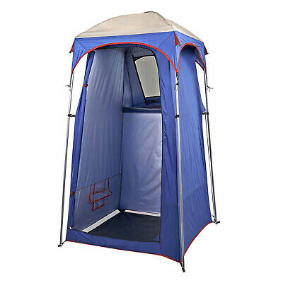 OZtrail Ensuite Single Dome Tent Bathroom Shower Room Toilet Camping 120x120cm