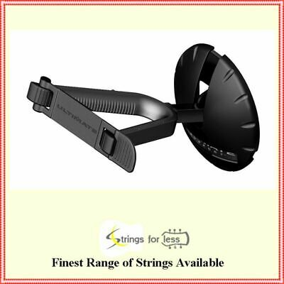 Ultimate Support GS-10W Genesis Series Guitar Wall Hanger with Safety Strap