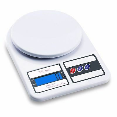 Digital Electronic Kitchen Postal Scales Postage Parcel Weighing Weight 10kg/1g