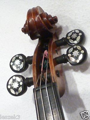 Private COLLECTION to SELL - 24: Older German VIOLIN - GEIGE copy of *MAGGINI*