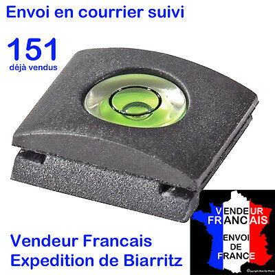 Protection Pour Griffe Flash  Niveau A Bulle  1 Axe Photo Pour Canon Nikon  Bs-1