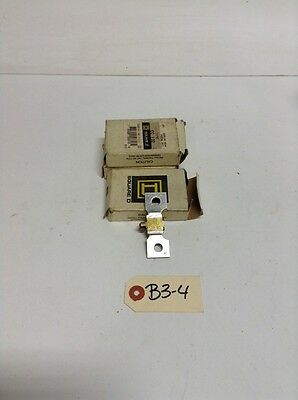 *NEW* SQUARE D CC132 OVERLOAD RELAY THERMAL UNIT (Lot Of 3) *Warranty*Fast Ship*