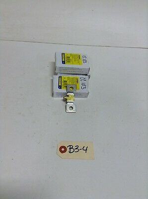 *NEW* Square D Overlaod Thermal Relay Unit CC103 (Lot of 3) *Warranty*