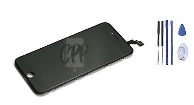 Replacement LCD Screen Touch Digitizer Assembly iPhone 6 Plus 5.5 Black 6+ Tools
