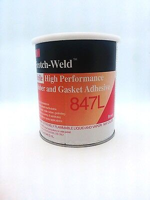 Nitrile Rubber Substrates TM 1 in x 4 in 3M TM Scotch-Weld
