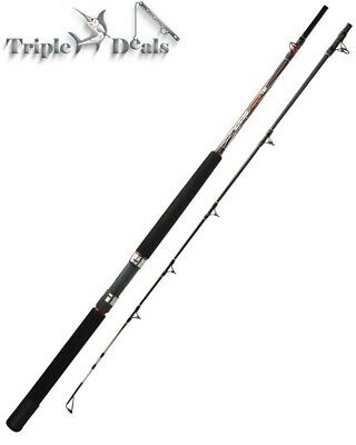 New Silstar Power Tip 2 Piece Fishing Rod-Spin Rod-Choose the Length/Line Rating
