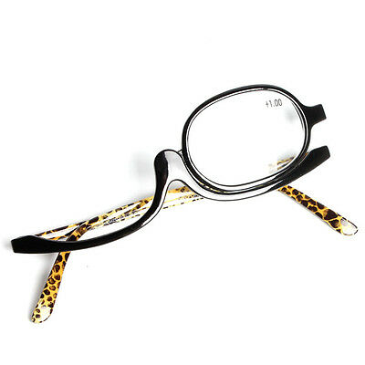 New Magnifying Glasses Makeup Reading Glasses Folding Eyeglasses +1.5 to +4.0