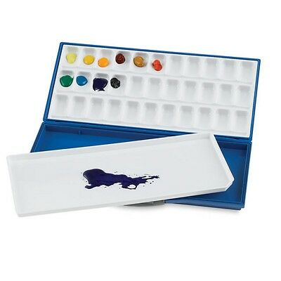 MIJELLO Fusion Series Airtight/Leakproof Watercolor Palettes 33 Well