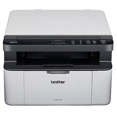 Brother DCP-1510 20ppm A4 Mono Multifunction Printer