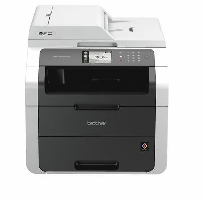 Brother MFC-9140CDN 22ppm Duplex Network A4 Colour Multifunction Printer