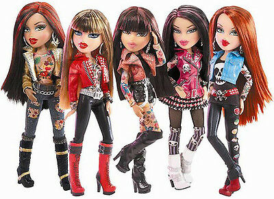 Bratz Girlz & Boyz Full Size Doll Replacement Fashions Accessories Clothes Shoes