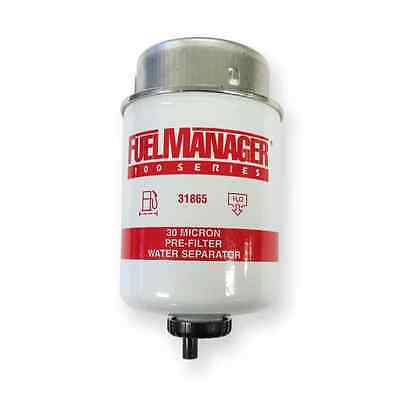 Fuel Manager Replacement Diesel  Filter Element 30 Micron 31865