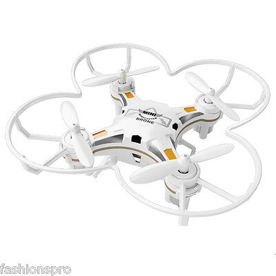 FQ777-124 2.4G 4CH 6-Axis Gyro RTF Remote Control Pocket Quadcopter Aircraft Toy