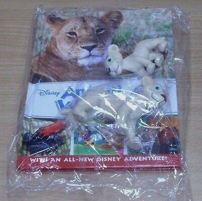Disney Animal World Partwork #24 Hardback Book + Toy Play, Explore, Discover