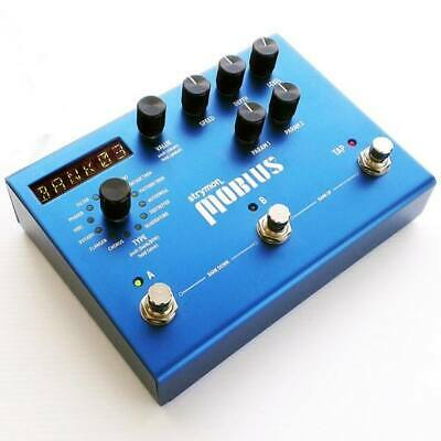Strymon Mobius Modulation Guitar Effects Pedal