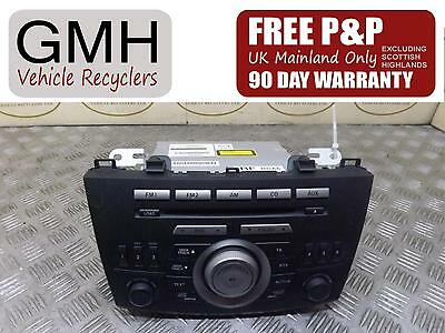 Mazda 3  Radio Stereo Cd Player Head Unit Without Code Cq-Em687Arx  2009-2014¿§