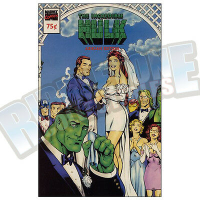 Incredible Hulk Ashcan Edition Vf-Nm