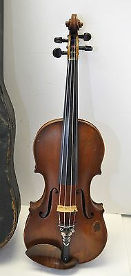 Carlo Micelli -Anno 4/4 Violin 1922 C. Meisel (Germany) Serviced & Ready to Play