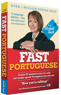 Fast Portuguese Cd  Audio Course Brand New Sealed