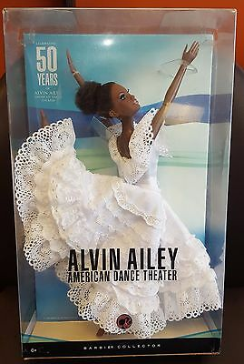 Alvin Ailey American Dance Theater 2008 Barbie Doll