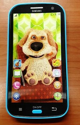 Baby Kids Child 3D Educational Learning Mobile Toy Musical Playing SmartPhone UK