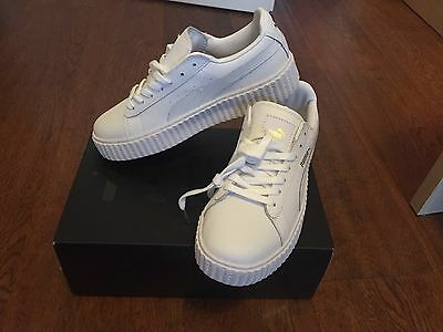 Puma Creepers By Rihanna Bianche